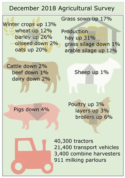 What Scotland's Farming Industry Produces | NFUS
