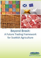 Beyond Brexit: A Future Trading Framework for Scottish Agriculture